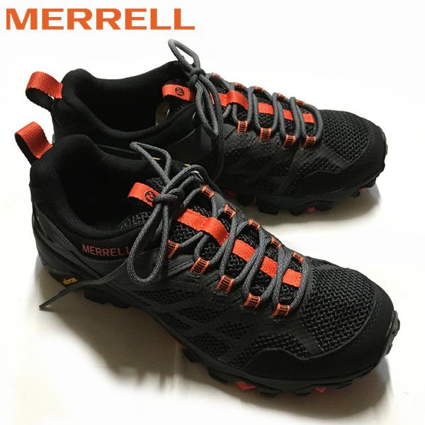 登山靴 メレル MERRELL モアブ FST2 ゴアテックス MOAB FST2 GORE-TEX カラー:BK/GRANITEゴアテックス 防水 防水性 透湿性 ローカット あす楽
