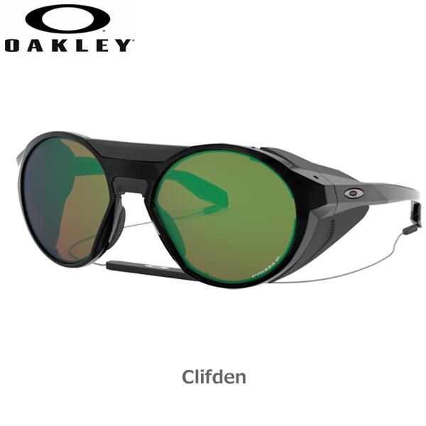 オークリー 偏光 サングラス クリフデン スポーツ OAKLEY CLIFDEN フレーム Black Ink レンズ Prizm Shallow Water Polarized