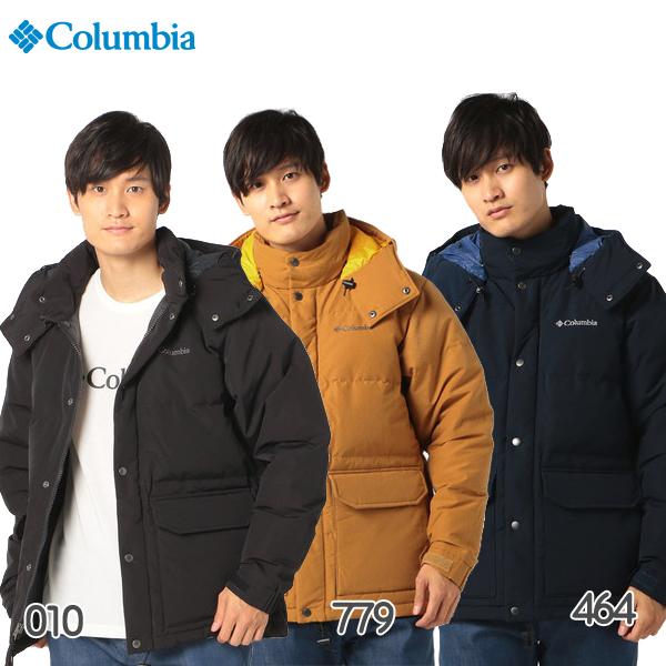 コロンビア シダーヒルズダウンジャケットColumbia CiderHillesDownJacket PM3733 Columbia2019FW