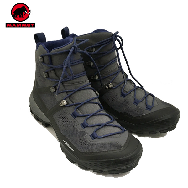 マムート デュカン ハイ GTX カラー;00286 dark titanium-dark surf MAMMUT Ducan High GTX Men