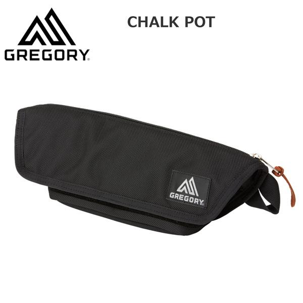 GREGORY 安心の正規品 グレゴリー チョークポット HDナイロン 低廉 POT サービス BALLISTIC BAL.-BLACK CHALK