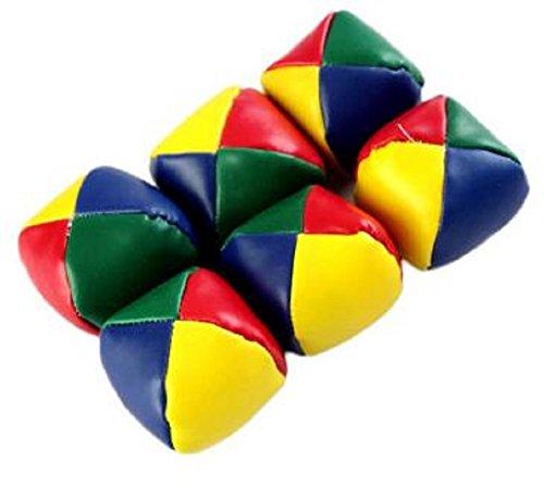ジャグリング ボール 営業 4色 楽しく マーケット 挑戦 6個