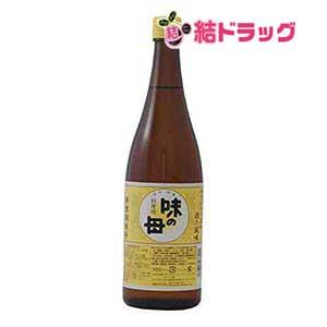 公式サイト 新品 送料無料 お取り寄せ商品 みりん 味の一醸造 720ml 味の母 みりんタイプ