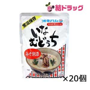 【送料無料】オキハム いなむどぅち 300g×20個セット