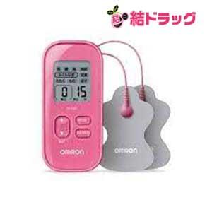 オムロン OMRON 低周波治療器 HV-F021-PK(ピンク)