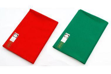 高級 万寿 毛氈 (赤)(青)2枚セット もうせん 毛せん 90×180cm 結納 ウール100% 送料無料