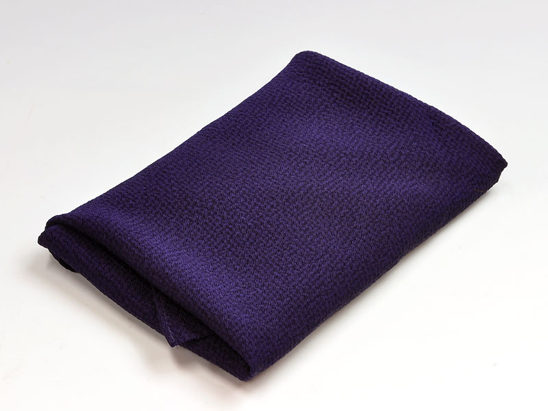 金封袱紗 手袱紗 ふくさ 太ちりめん ◆高品質 正絹 メイルオーダー 古代紫