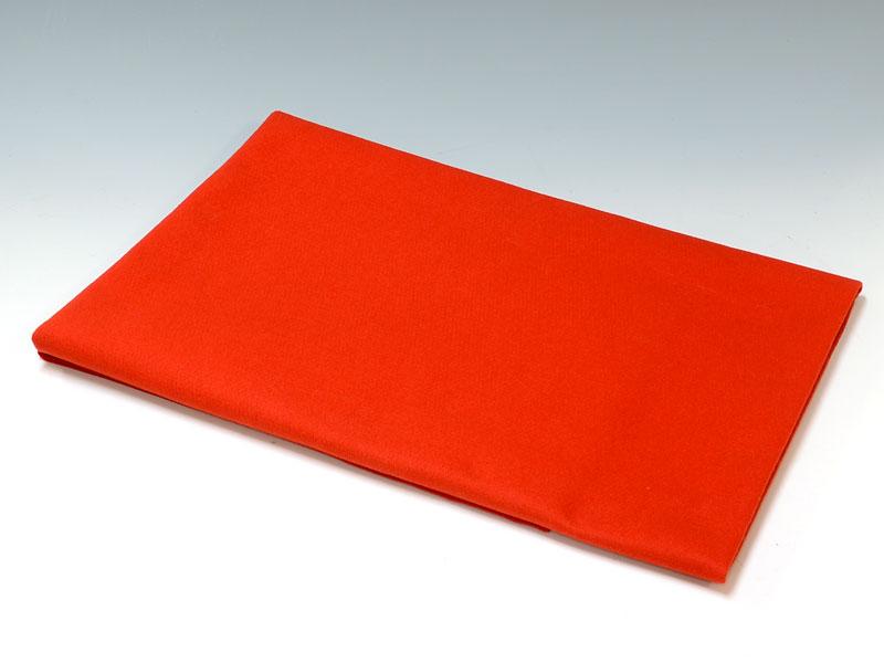 毛せん 赤(結納用) 130×90 cm 毛氈