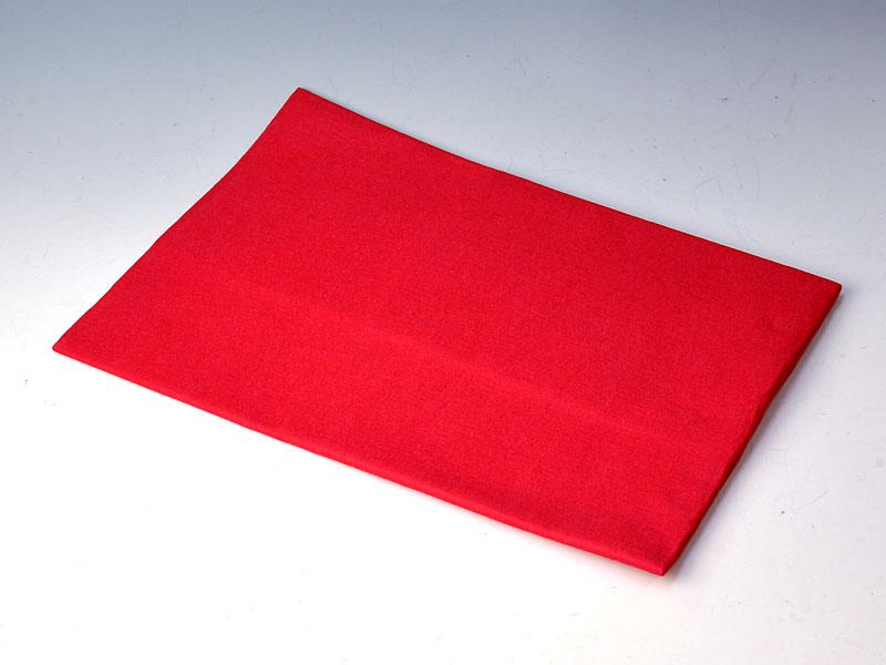 毛せん 倉庫 赤 結納用 90×65 ウール cm 卸直営 毛氈