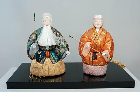 【結納フェア】高砂人形-宝麗-