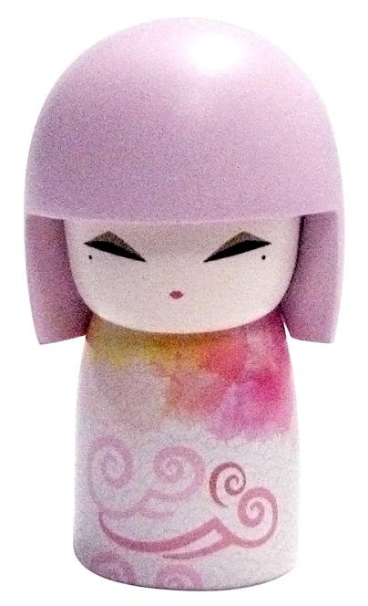 kimmidoll(キミドール)【ドール(S)】EMINA(エミナ)(TGKFS078)こけし人形/フィギュア/かわいい/おしゃれ/輸入雑貨/オーストラリア生まれ