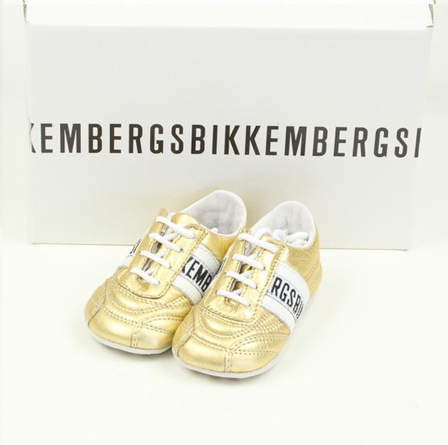【Dirk Bikkembergs】ビッケンバーグ ベビーシューズ『SOCCER』スニーカー ファーストシューズ キッズ ベビー マタニティ 出産祝い 内祝い ギフト メモリアル 記念品 ベビー靴 プレゼント  父の日