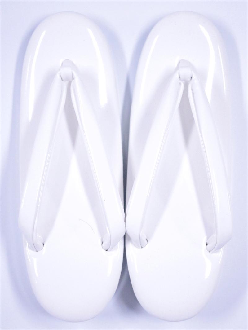 履き物 フォーマル 付与 カジュアル 草履 Мサイズ zr-27 信憑 白地