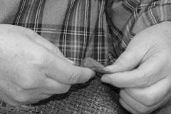 【仕立代】正絹長襦袢 手縫い併用ミシン仕立代