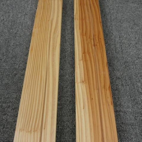【お取り寄せ商品】杉 巾木 H-HBG-S-J-15-5S(A品)杉無垢材 クリアー塗装 60×1950×15 5枚セット
