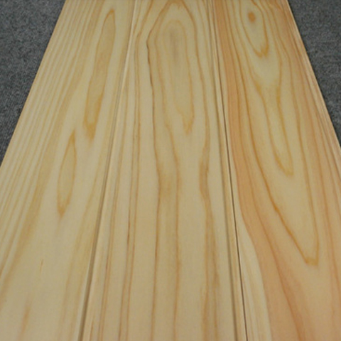 【お取り寄せ商品】桧羽目板 H-HMIT-H-M(A品)桧無垢材 UV塗装 無節(16枚入り) 105×1920×9 14kg
