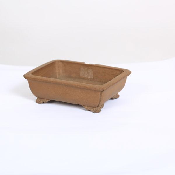 流苑 長方鉢 15.2cm【現】