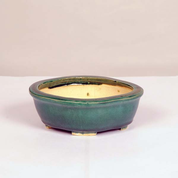 現代小鉢:平安虹泉 輸入 モッコ鉢 14.0cm OUTLET SALE 現