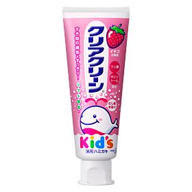 おトク クリアクリーン 正規販売店 Kid's キッズ イチゴ 薬用ハミガキ