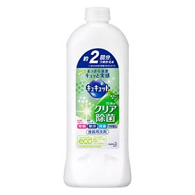 キュキュット クリア除菌 緑茶の香り 開店祝い 385ml つめかえ用 全品最安値に挑戦