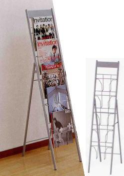 【大型商品】 マガジンスタンドMGR-1350S-FB-3123C