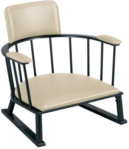 ミドル座椅子&テレビチェアYS-1520ベージュ