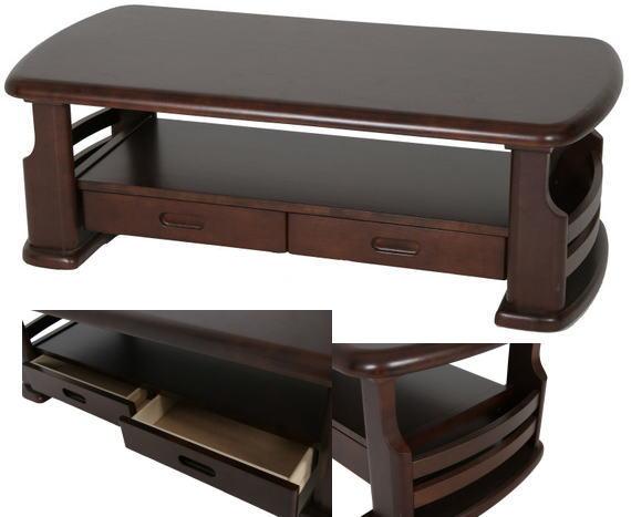 【大型商品】 センターテーブルアリス93456