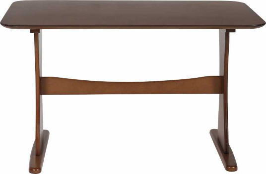 ダイニングテーブル120-75BR-6329-2
