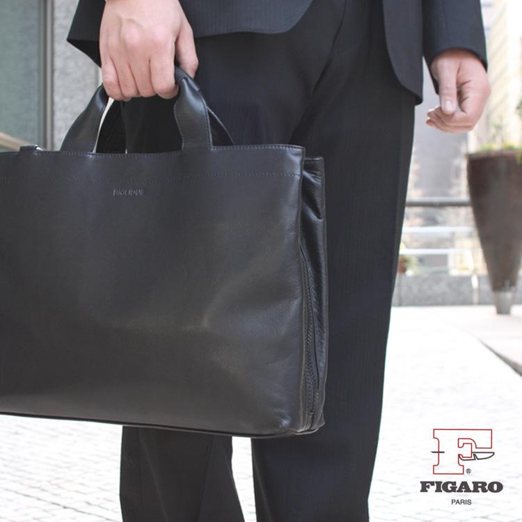 【20周年記念クーポン配布中! 通勤バッグ】 ビジネスバッグ メンズ ブリーフケース bag カバン FIGARO フィガロ Bis ビス 本革 牛革 2WAY 3ルーム A4 ショルダーバッグ ショルダー付 軽量 日本製 メンズバッグ バッグ プレゼント 鞄 かばん カバン bag ブランド v7p4a01 通勤バッグ 送料無料, Interiorshop COZY:fdbcb9ce --- sunward.msk.ru