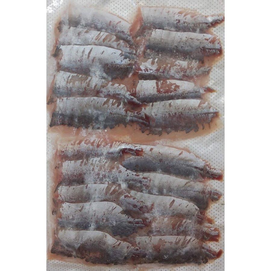 刺身・寿司ネタ あじスキンレス (鯵フィレ) 約240g(20枚)×40P(890円税別) 業務用 ヤヨイ