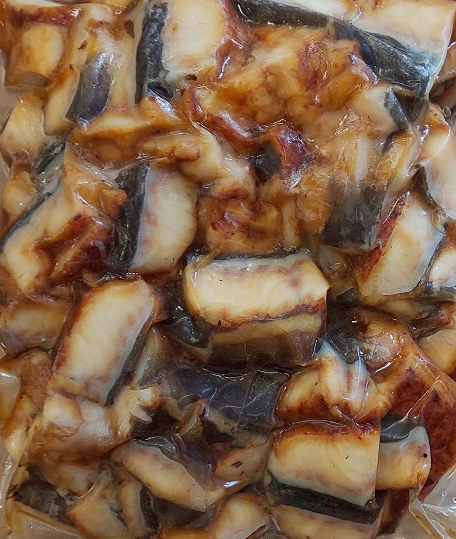 冷凍 うなぎ 蒲焼き ( 荒 刻み ) 500g×20P(P2080円税別) 安価で大変人気があります。限定品 激安 業務用 ヤヨイ