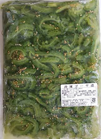 冷凍 ゴーヤ漬け 1kgX10P(P1990円税別)業務用 ヤヨイ