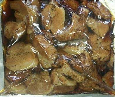 リピート率が高い商品です。 大人気 豚肉のやわらか煮 1kg×15P(P1320円税別)業務用 ヤヨイ 豚角煮