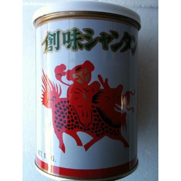 創味 シャンタン 1kg×12缶(缶1014円税別)業務用 ヤヨイ