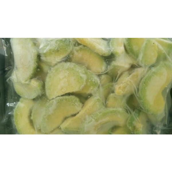 大人気アボカドスライスです。 アスク トロピカルマリア 冷凍アボカドスライス 500gx20袋(袋663円税別)業務用 ヤヨイ