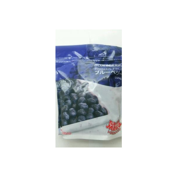 アスク トロピカルマリア 冷凍ブルーベリー 500gx20袋(袋637円税別)業務用 ヤヨイ