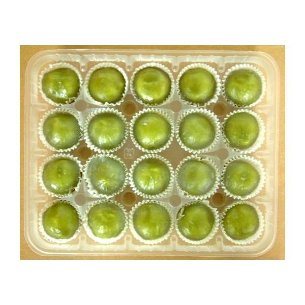 冷凍和生菓子 ミニくず抹茶 20個(個23円税別)×28パック 業務用 ヤヨイ