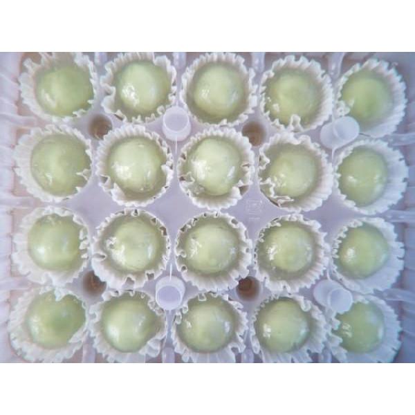 冷凍和生菓子 ミニくず餅マスカット風味 20個(個26円税別)×28パック 業務用 ヤヨイ