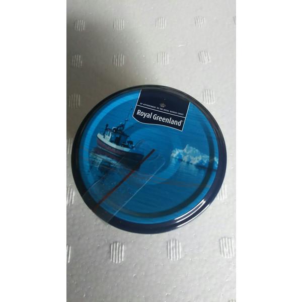 人口キャビアです ロイヤルグリーンランド ランプフィッシュキャビア 選択 瓶 ヤヨイ 50g×60個 個455円税別 マーケット