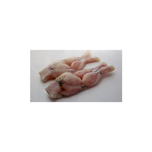 中国産 カエル肉 フロッグレッグ 2kg(本約100-150g)×6P(P4950円税別)唐揚げ 業務用 ヤヨイ ※他に150-200gの取り扱いもあります。