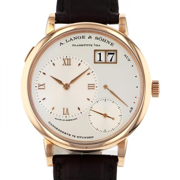 ランゲ&ゾーネ A.LANGE & SOHNE ランゲ1 グランド・ランゲ1 117.032 シルバー文字盤 メンズ 腕時計 【新品】