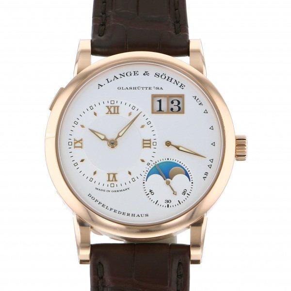ランゲ&ゾーネ A.LANGE & SOHNE ランゲ1 ムーンフェイズ 192.032 シルバー文字盤 メンズ 腕時計 【新品】