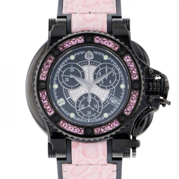 アクアノウティック AQUANAUTIC バラクーダ B2205OBT0Y06 ブラック文字盤 レディース 腕時計 【新古品】