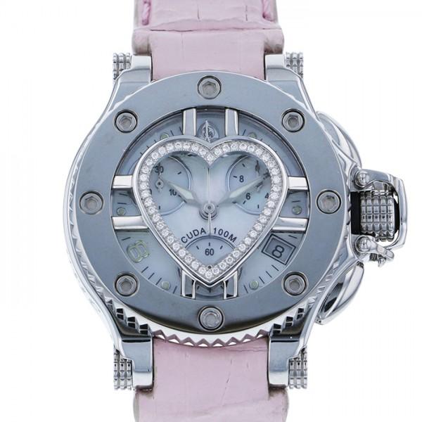 アクアノウティック AQUANAUTIC プリンセスクーダ P0006MHTC06 ホワイト文字盤 レディース 腕時計 【新品】