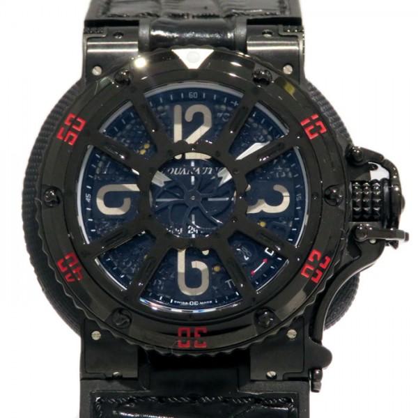 アクアノウティック AQUANAUTIC キングサブコマンダー KSP22NSNCBM00J0 ブラック文字盤 メンズ 腕時計 【新品】