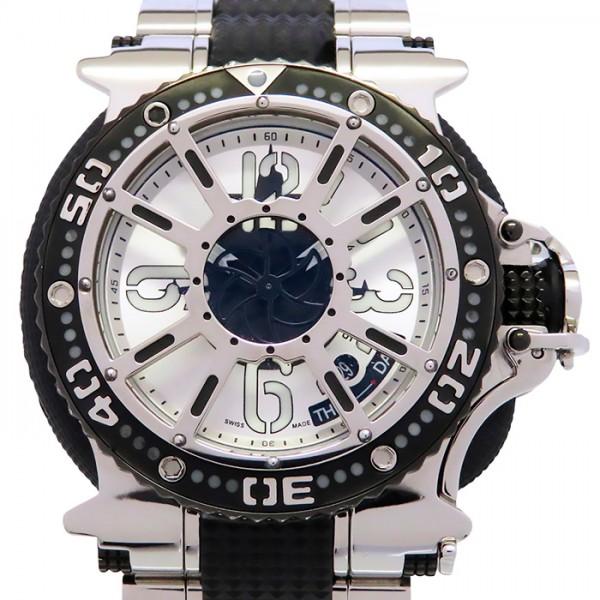 【全品 ポイント10倍 4/9~4/16】アクアノウティック AQUANAUTIC その他 キングコマンダー - ホワイト文字盤 メンズ 腕時計 【中古】