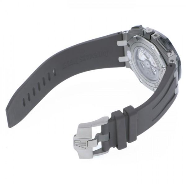 オーデマ・ピゲ AUDEMARS PIGUET ロイヤルオーク オフショア クロノグラフ 26400IO.OO.A004CA.01 グレー文字盤 メンズ 腕時計 【新品】