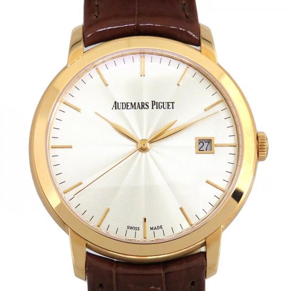 オーデマ・ピゲ AUDEMARS PIGUET ジュールオーデマ 15170OR.OO.A809CR.01 シルバー文字盤 メンズ 腕時計 【新品】
