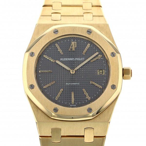 オーデマ・ピゲ AUDEMARS PIGUET ロイヤルオーク ジャンボ 5402BA グレー文字盤 メンズ 腕時計 【中古】