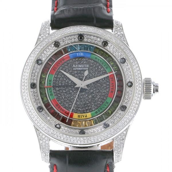 アジムート AZIMUTH その他 グランドバカラ R1-G-BACH 全面ダイヤ文字盤 メンズ 腕時計 【中古】